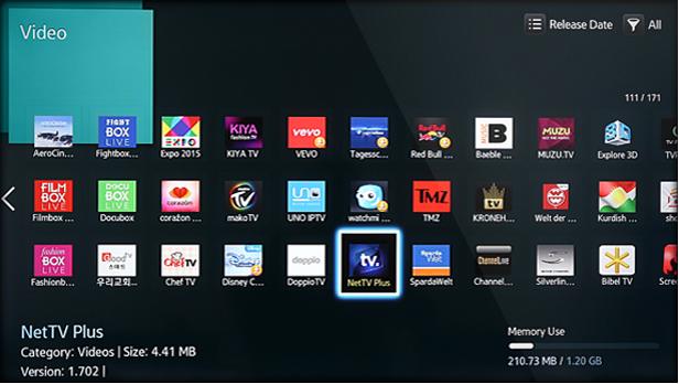 SAMSUNG SMART TV - Global NetTVGlobal NetTV